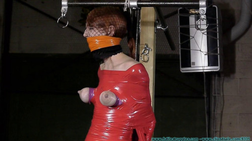 bdsm Dollys Tape bondage Nightmare - Part 2