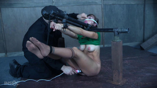 BDSM Behind Bars - Alana Cruise