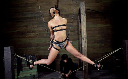 bdsm Riding The Rope , HD 720p