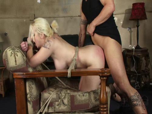 BDSM Mandy Sweet Anxious Newbie The Eyes of the Newbie Bondage Slave