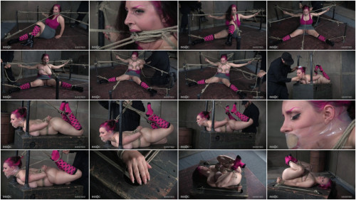BDSM Iona Grace Gets A Mouth Full Of Gag!