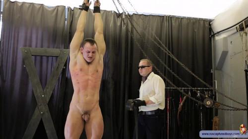 Gay BDSM Artem Zakharov in Slavery Final Part (2018)