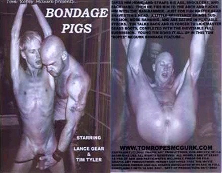 Grapik Art Productions - Bondage Pigs