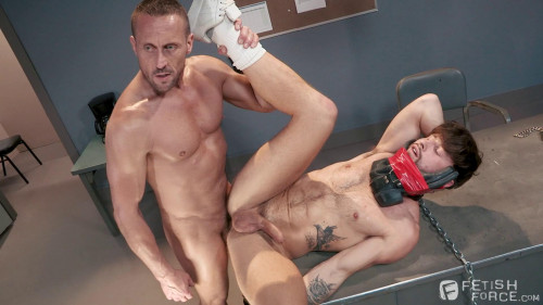 Gay BDSM Submission Prison, Scene 2