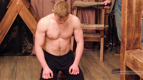 Gay BDSM Domestic slave Demyan - Final Part