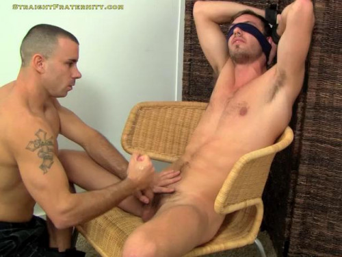 Gay BDSM Tall Turk Is Strapped Down and Hazed By Nikko...