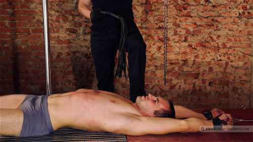 Gay BDSM The Acrobat on the Casting - Final Part