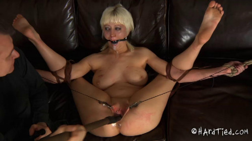 BDSM Willing Art Part Two  Cherry Torn