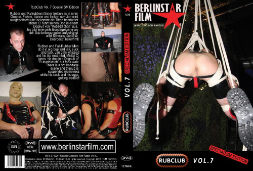 Gay BDSM RubClub Vol.7