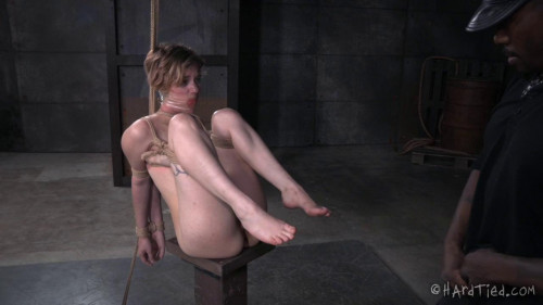 bdsm CruelBobndage - Mercy West