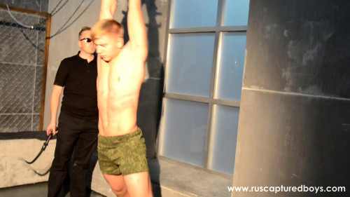 Gay BDSM Captured Commando Continue 1