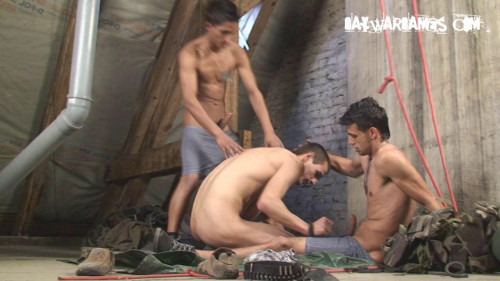Gay BDSM Street Guy - part 02