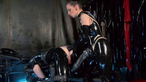Femdom and Strapon Cybill Troy Gold Hot Nice Very Good Magic Collection. Part 4.