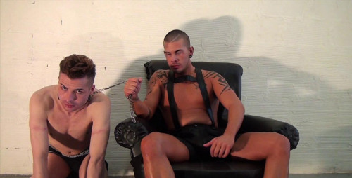 Gay BDSM Aday And Kinky Carlos