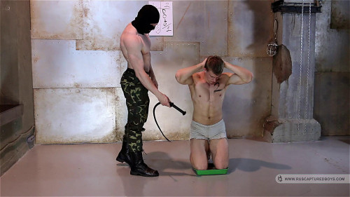 Gay BDSM Slaves Competition II - Part II