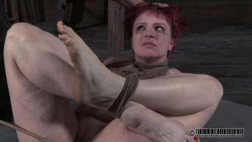 BDSM Contorted Claire Part 3
