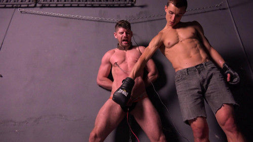Gay BDSM Dream Boy Bondage - Porn Star Torture Part 4