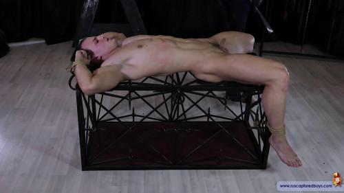 Gay BDSM RusCapturedBoys Artem Zakharov in Slavery. Part I