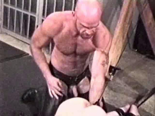 Gay BDSM Bondage Tryouts