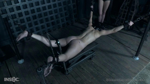 BDSM RealTimeBondage - More Than She Bargained For Part 1