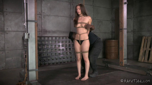 BDSM Cumming Bondage With Casey