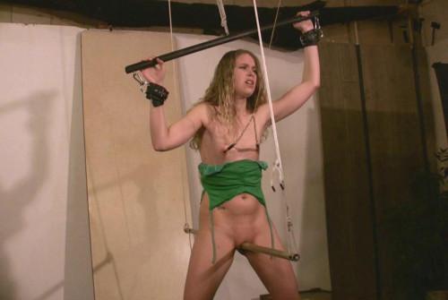 BDSM TnavBondage - The beautiful girls in sadistic bondage scenarios - Pt 2