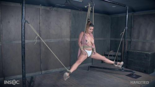 BDSM Scarlet Sade In Rough Body Play