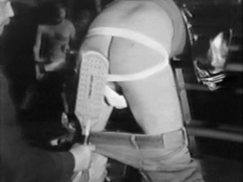 Gay BDSM Slave & Master Crime Does Pay (1982) - Leather Rick, Dr. Bob