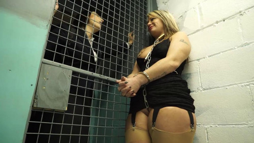 BDSM Adara Picked Up
