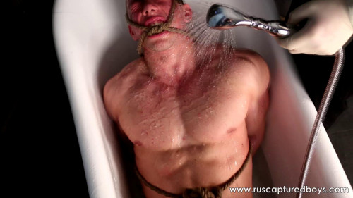 Gay BDSM Submissive slave Yaroslav - Final Part 4