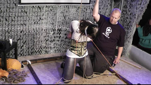 BDSM A new creative Predicament Challenge with an Orgasm