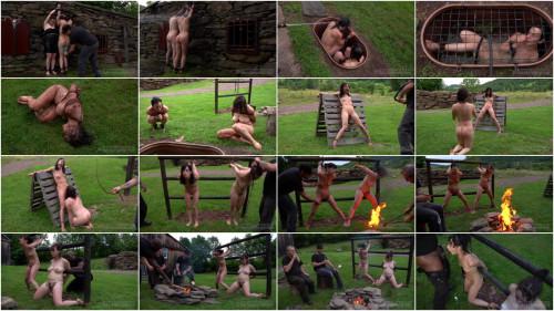 BDSM Ripe Slaves Punished & Destroyed