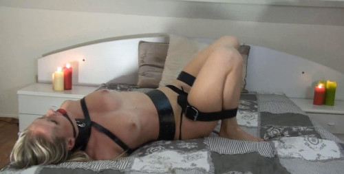 BDSM Belt Bondage Part 3