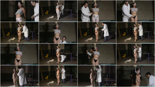 BDSM HD Bdsm Sex Videos Strait Jacket  and Tape for Summer Part 2
