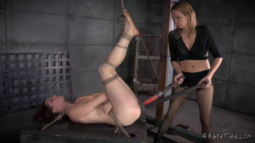 BDSM HT - The Sensation Slut - Elise Graves and Cici Rhodes