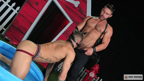 Gay BDSM  House - Seth Santoro and Beaux Banks