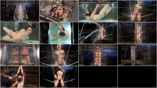 BDSM Tight Rope, Grueling Punishment, Extreme Water Torment, and Screaming Orgasms!!!