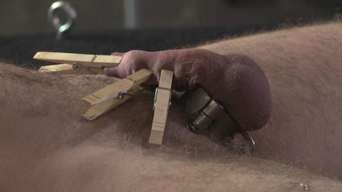 Gay BDSM Chad - Police State Torture - Part 7