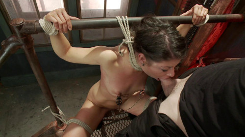 bdsm Sexy Little Slut Gets Ass Fucked - Only Pain HD