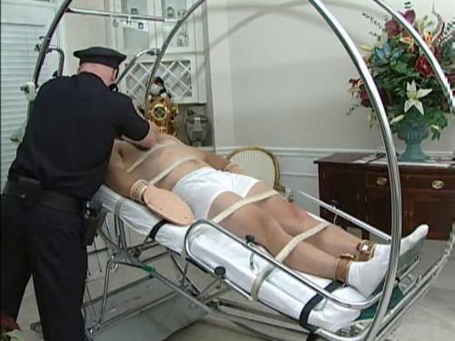 Gay BDSM Top Cops At Bondage Academy