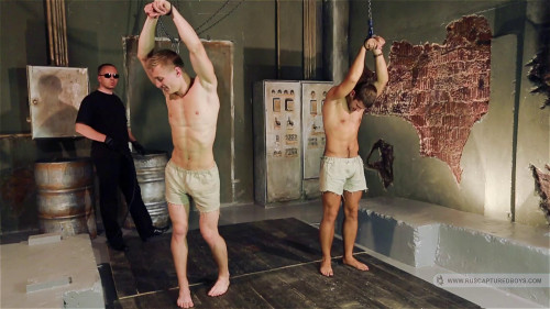 Gay BDSM Super Hot Collection 2017. 50 Best Clips RusCapturedBoys. Part 7.