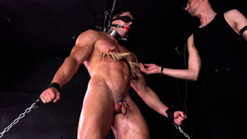 Gay BDSM Stefano - Blind Muscle - Chapter 6