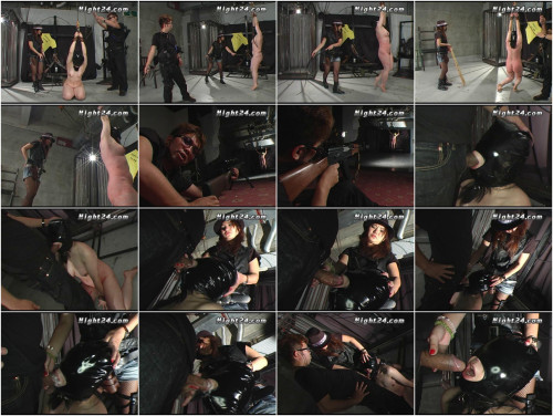Asians BDSM Destruction Operation of Illegal Copy Master