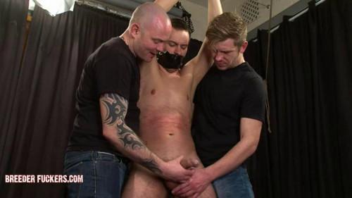 Gay BDSM Sergei - Pants torn off