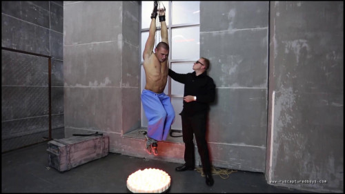 Gay BDSM Three Lessons for Judoist Vitaly scene 2