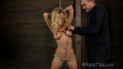 BDSM HardTied  Deception  Cherie DeVille