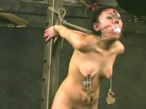 Asians BDSM Insex - Sewn Slut (Live Feed From March 17, 2002)