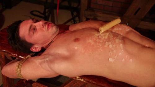 Gay BDSM Mister X part 1-3 WaX Escape!