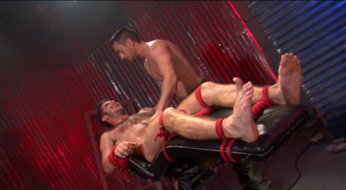 Gay BDSM Pain and humiliation