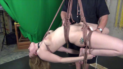 BDSM Unreal Sweet New Vip Gold Beautifull Collection Of Tightn Bound. Part 7.